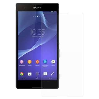 Tempered Glass screen protector for Sony Xperia T2
