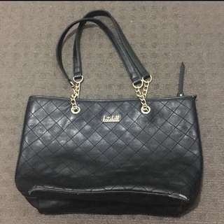 Katehill black tote bag