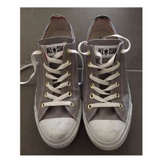 Converse All Star Low Top - charcoal