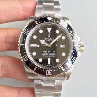 玩表吧 見面睇貨 Noob V7 版 勞力士 Rolex sea-dweller 116600 陶瓷圈 40mm