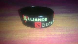 Alliance Dota 2 and Razer Baller