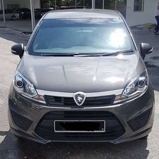 SAMBUNG BAYAR  PROTON IRIZ 1.3 VVT AUTO TAHUN 2017 BULANAN RM 490 BAKI 8 TAHUN ROADTAX APRIL 2018 MILEAGE LOW 11K CONDITION NEW  DP KLIK wasap.my/60133524312/iriz