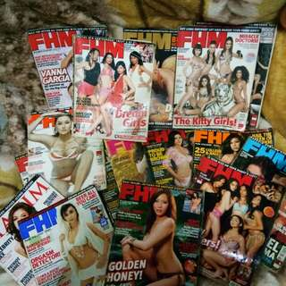 FHM collection