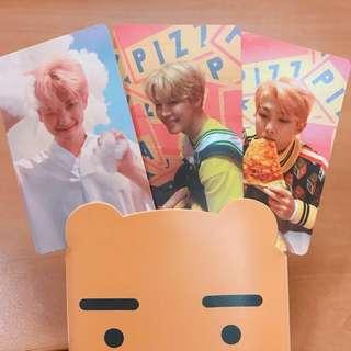[WTT] BTS Love Yourself - Her Photocards *taehyung / namjoon