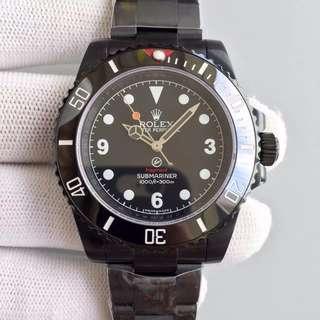 玩表吧 見面交收 勞力士 Rolex fragment submariner 116610LN 116610 40mm