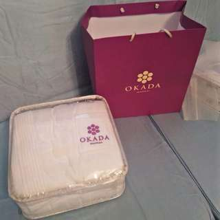 OKADA  bath robe