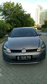 VW Golf 1.2 TSi AT 2013 MK 7 Perfect Condition