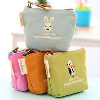 Dompet Koin Mini CUTE