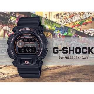 DW-9052GBX-1A4 ORIGINAL CASIO G SHOCK DIGITAL SPORT MEN'S WATCHES (WARRANTY+BOX)