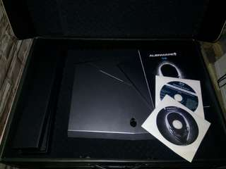 Alienware M14x r3 complete package 16gb ram 750gb hdd gtx 765m