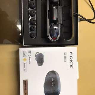 Sony 無線藍牙耳機 99.9% new 有保養