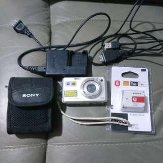 Sony Cybershot DSC-W220 Camera