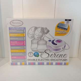 Serene Double Electric Breast Pump