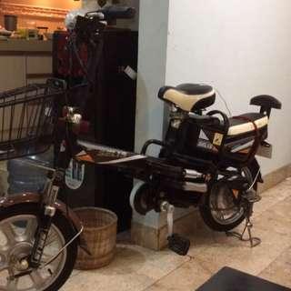 Selis Sepeda Listrik