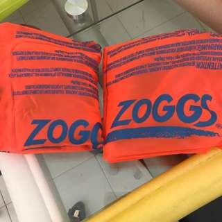 Zoggs Swimming Arm Bands For Kids