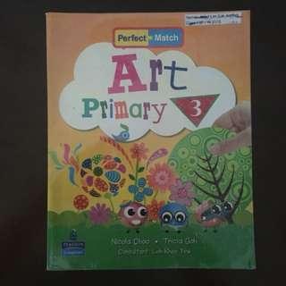 Perfect Match Art Primary 3