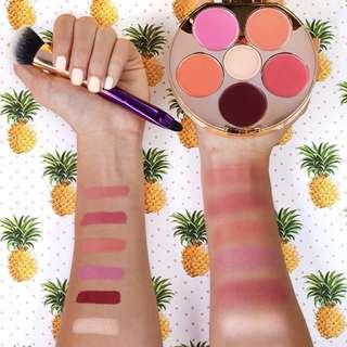 NEW Tarte Limited-Edition Kiss & Blush Cream Cheek & Lip Palette
