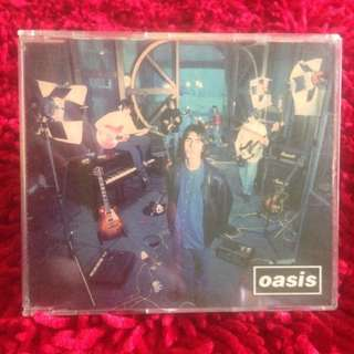 CD Single Oasis - Supersonic