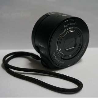 FS: Used Sony Cyber Shot DSC-QX10 black