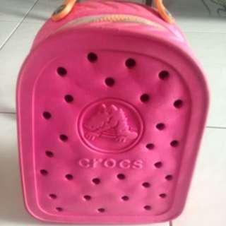 Crocs Beg Pink for kids