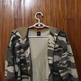 GAP Camoflauge Jacket