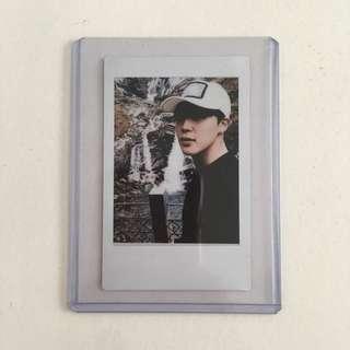 BTS Jimin Polaroid