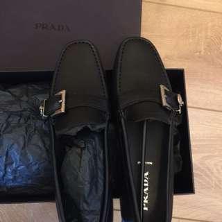 Prade皮鞋(全新)