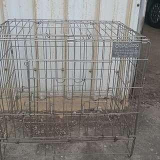 二手不鏽鋼寵物籠