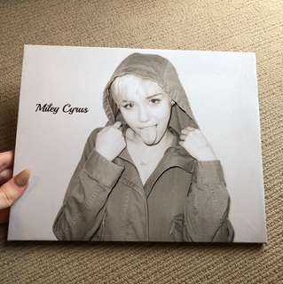 Miley Cyrus canvas print