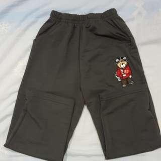 Boy's long pants