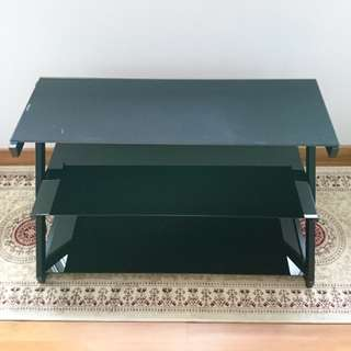 Price reduced! Good condition 3 tier tv console