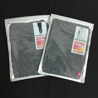 UNIQLO Heattech Set (Kids)
