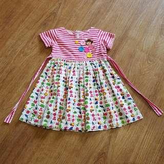 Girl Dress Dora