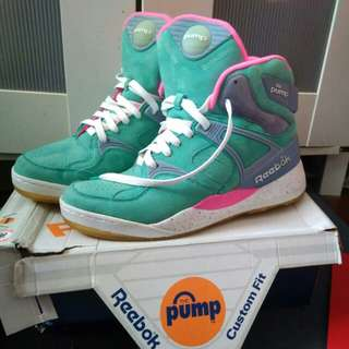 "Reebok x mita sneakers ""the pump"""