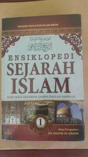 Buku Ensiklopedia Sejarah Islam