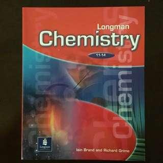 Longman Chemistry Textbook 11-14