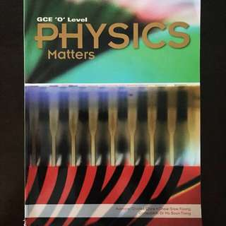 Physics Matters Textbook