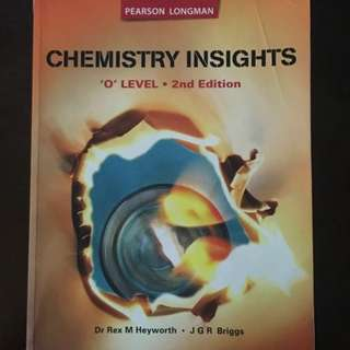 Chemistry Insights Textbook