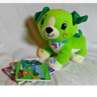 Leapfrog read with me-Scout