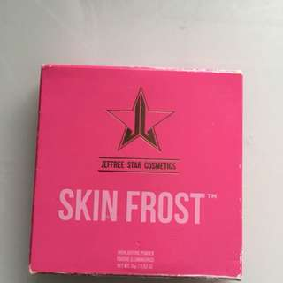 Jeffree Star highlighter