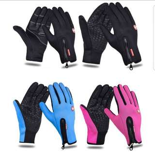 Touch Screen Gloves  Anti-slip and Anti-skid Gloves for Riding
