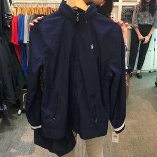 Brand New Ralph Lauren Jacket/Windbreaker