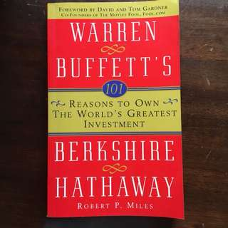 Reasons to own Berkshire Hathaway