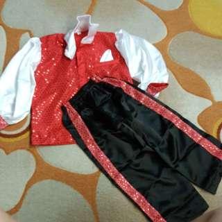 Concert costume