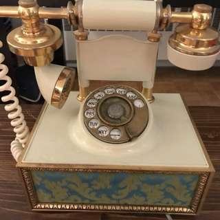 Elegant Vintage Phone