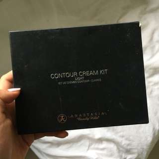 Contour cream light kit