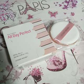 Free Ongkir! Etude House All Day Perfect Any Cushion Refill