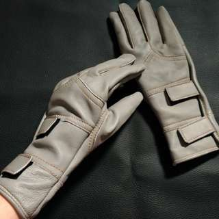 Sarung Tangan Gloves Kulit Asli Motor Berkualitas
