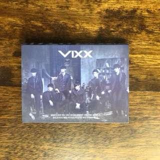 VIXX mini notepad