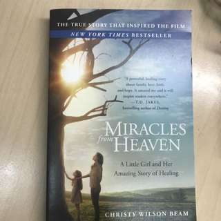 Miracles for heaven